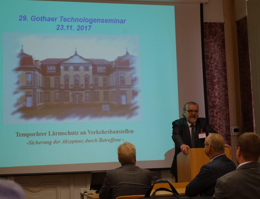 29. Gothaer Technologenseminar 23./24.11.2017