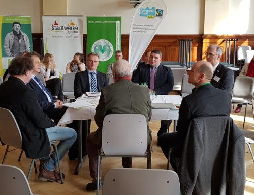 Salon: Nachhaltig Wirtschaften – Regionen im Umbruch Wirtschaftsförderung als regionaler Nachhaltigkeitsmotor