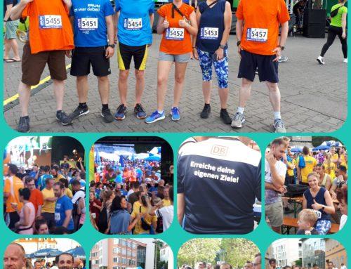 Fachschüler erfolgreich beim Unternehmenslauf in Erfurt